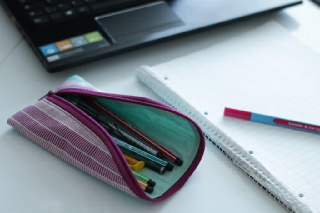 Brillenetui und Stiftemäppchen – selbernähen.net